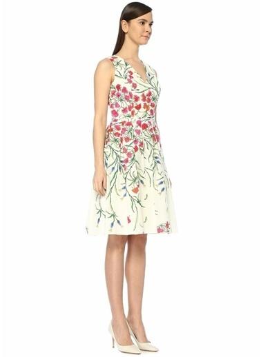 Carolina Herrera Elbise Beyaz